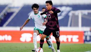 México vs Arabia Saudita en partido