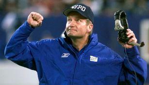 Jim Fassel, excoach de New York Giants, murió a los 71 años