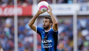 Jonathan Bornstein en su paso por Querétaro