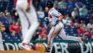 MLB: Atlanta vino de atrás y venció a Philadelphia