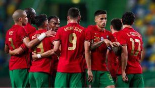 Portugal venció a Israel