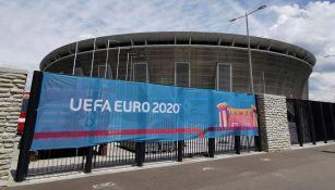 Sede de la Eurocopa