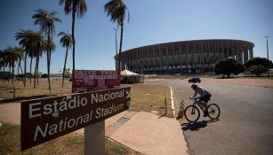 Estadio Mané Garrincha en Brasilia