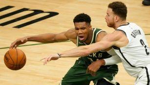 Bucks derrotó a Nets