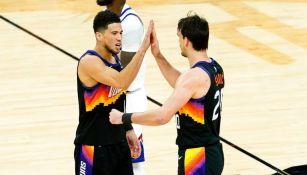 Suns derrotó a Nuggets