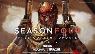 Warzone mostró lo que vendrá en su cuarta temporada
