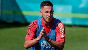 Bélgica: Eden Hazard confesó no estar al 100 previo al inicio de Eurocopa