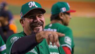 Benjamín Gil será el manager de México