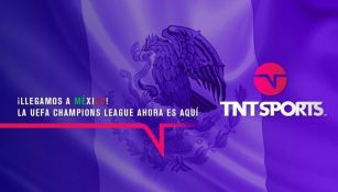 TNT Sports llega a México