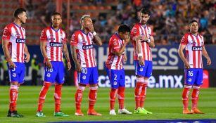 Atlético de Madrid continuará al frente del San Luis