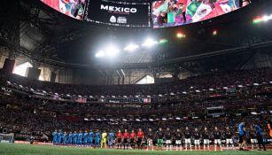 70 mil personas en el Mercedes Benz Arena