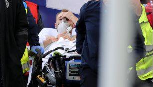 Christian Eriksen: Médico de Dinamarca relató la atención al jugador