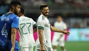 Selección Mexicana: No pasó del empate ante Honduras en amistoso