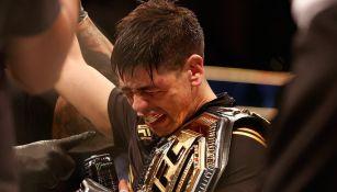 UFC 263: Brandon Moreno, primer peleador nacido en México que gana un título
