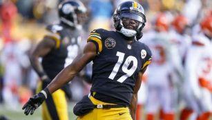 Steelers: JuJu Smith-Schuster decidió permanecer en Pittsburgh por lealtad a coaches y a Big Ben