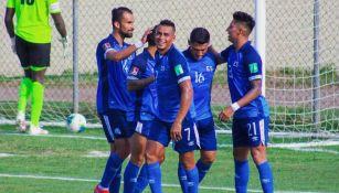 Qatar 2022: El Salvador puso pie y medio en el Octagonal Final de la Concacaf