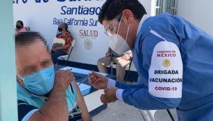 Vacunación en Baja California Sur