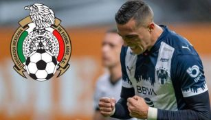 Rogelio Funes Mori celebra gol ante Querétaro