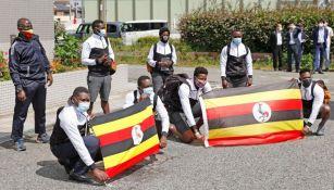 Delegación de Uganda en Japón