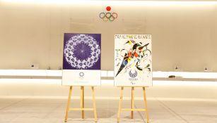 Tokio 2020: Comité Olímpico presentó los pósteres oficiales de la justa veraniega