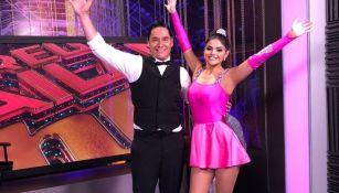 Moisés Muñoz y Marisol