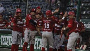 Diablos Rojos: Roberto Osuna consiguió sexto salvamento en victoria ante Olmecas