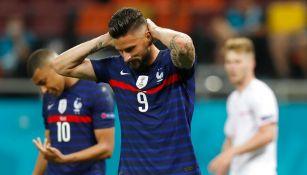 Francia: Prensa destapó mal ambiente en el vestuario de la selección