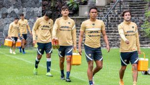 Pumas reportó un positivo