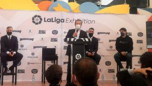 Presentación de LaLiga Exhibition