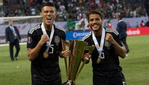 Jonathan Dos Santos: 'México está obligado a ganar la Copa Oro'