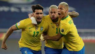 Brasil enfrentará a Perú en las Semifinales