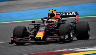 Checo Pérez, séptimo en último ensayo para Gran Premio de Austria