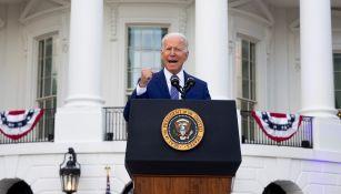 Joe Biden en el Día de la Independencia de EU