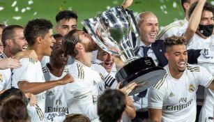 LaLiga cumple 90 años con el Real Madrid, líder en títulos y Messi como máximo goleador