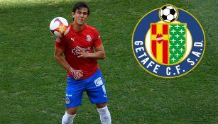 José Juan Macías es nuevo jugador del Getafe, oficializó el club español