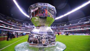 Leagues Cup trofeo