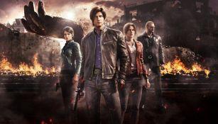 Resident Evil: Infinite Darkness ya está disponible en Netflix