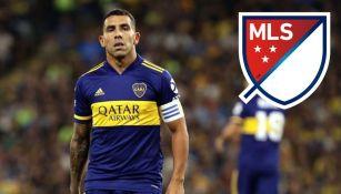 Tevez podría llegar a la MLS