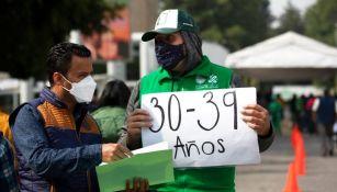Comenzará vacunación Ecatepec y Neza