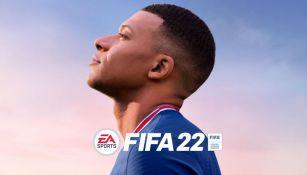 Kylian Mbappé es la nueva portada de FIFA 22