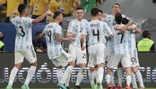 Copa América: Argentina venció a Brasil y se proclamó Campeón