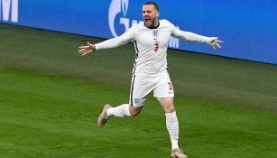 Eurocopa 2020: Luke Shaw marcó el gol más rápido en una Final