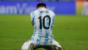 Messi: El astro argentino tras ganar la Copa América