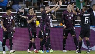 México venció a Guatemala
