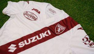 Nueva playera del Torino