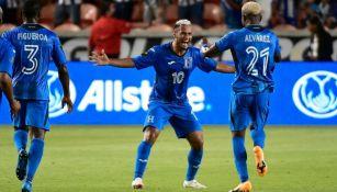 Honduras venció a Panamá