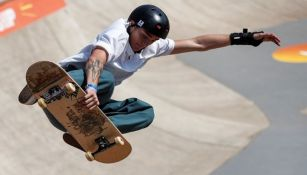 El skate debutará en los Olímpicos