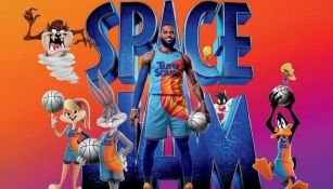 Space Jame poster
