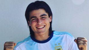 Luka Romero: Con acuerdo con la Lazio, a falta de exámenes médicos