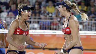 Seleccionadas de Estados Unidos de voleibol femenil